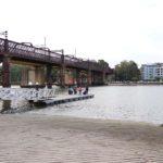 Rhodes Boat Ramp
